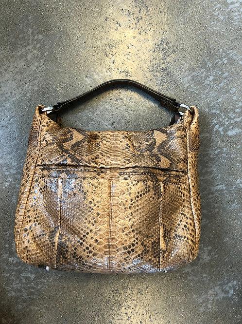 Tasche aus Phyton Leder Biagini