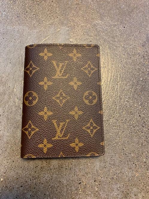 Dokumenten Halter Louis Vuitton neu