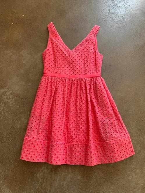 Kleid Pink/Koral Maje Gr. 36/38(Gr. 3)