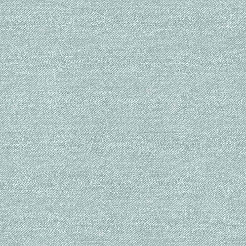 Jersey Jeansoptik altgrün 0,5m