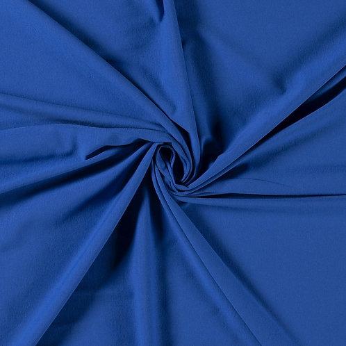 Jersey uni kobalt 0,5m