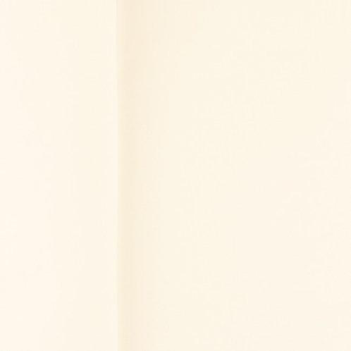 Baumwolle Popeline uni off weiß 0,5m