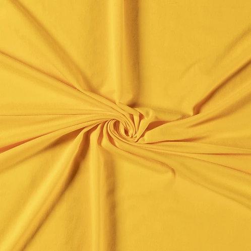 Jersey uni gelb 0,5m