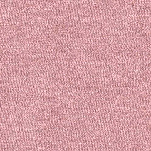 Jersey Jeansoptik altrosa 0,5m