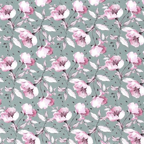 Jersey Flowers mint 0,5m