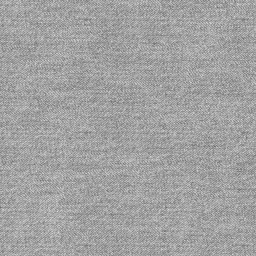 Jersey Jeansoptik grau 0,5m