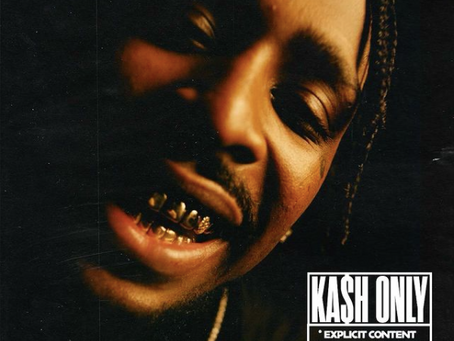 BRS Kash Drops Debut EP & New Music Video Ft. Da Baby and City Girls