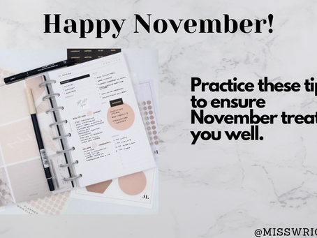 Reasons We Should Look Forward to New Months & Tips to Guarantee This Month is Better Than Last