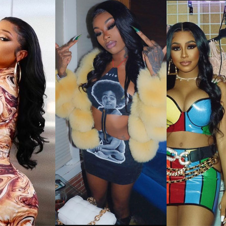 Asian Doll, City Girls and Megan Thee Stallion Have a Heated Argument on Social Media