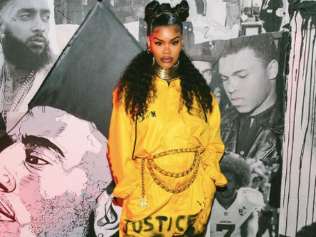 Fellow Musicians Send Teyana Taylor their Support After she Announces her Retirement