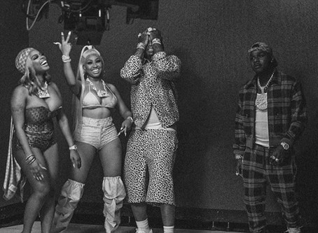 """The Visual for Moneybagg Yo's """"Said Sum"""" Remix ft. City Girls & Da Baby is out NOW!"""