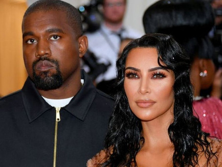 Kim and Kanye West are on the Brink of Divorce