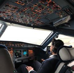 Base Training A320 | Landing Training A320