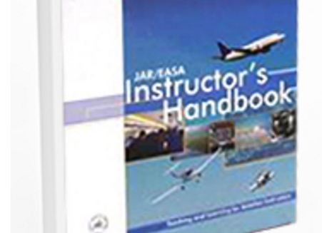 EASA Instructor's Handbook (Book Only)