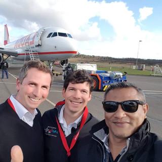 LAUDA FLYNAS A320 Demo