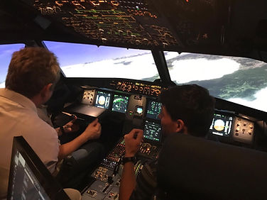 A320 Type rating, course Summer 2019