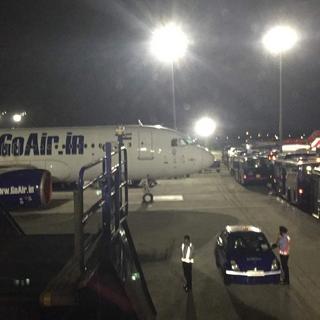A320 ferryflight to Dehli