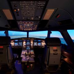 A320 Full flight simulator (FFS)