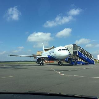 Ferry A320 Indigo