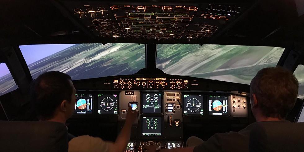 TRI, SFI Course A320 |AUTUMN 2021 / Next course 09.21