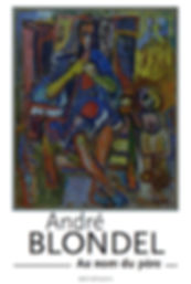 """""""Andre Blondel - Au nom du père"""" par Feydy Blondel, Editions méridianes"""