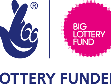 Thank you Big Lottery Fund