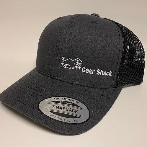 Gear Shack Hat - White Logo