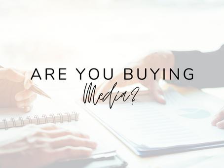 Let's Talk Media Planning & Buying
