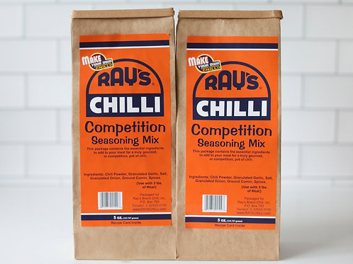 Ray's Brand Competition Chili Mix