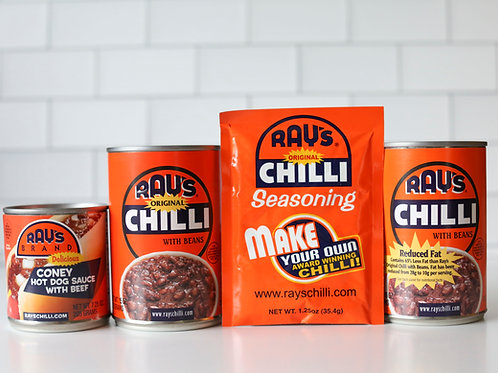 Ray's Chilli Lover's