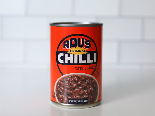 Ray's Original Chilli with Beans