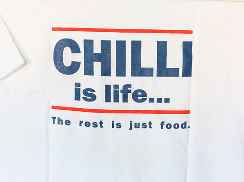 "Ray's Chilli is life"" T Shirt"