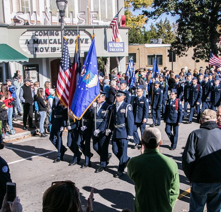 The Pinecrest Air Force JROTC