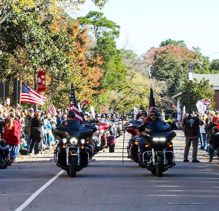 The greatest collection of Veteran Motorcycle clubs and riders this side of the Mississippi.