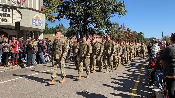 18th ABN CORPS, 82d Airborne