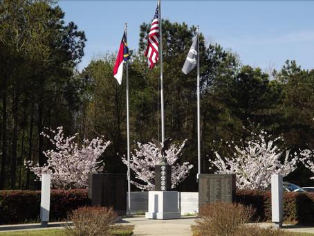 Moore County Veterans Memorial Wreath Laying Ceremony