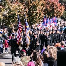 The Union Pines Naval JROTC