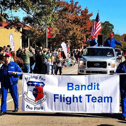 The Bandit Flight Team