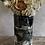 Thumbnail: Monochrome vase - abstract design