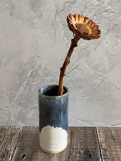 Coastal design bud vase