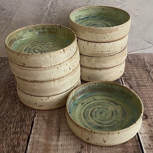 Soap dish/snack bowl