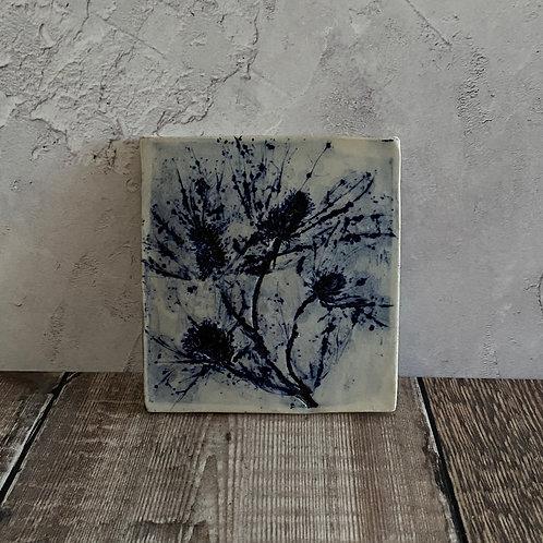 Thistle tile