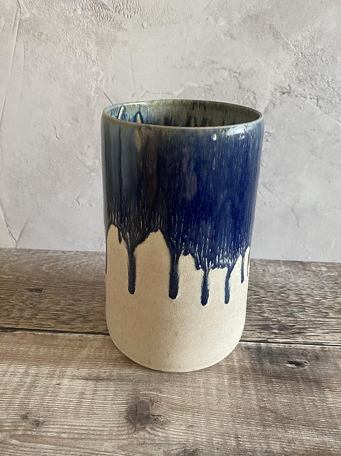 Vase - drip design