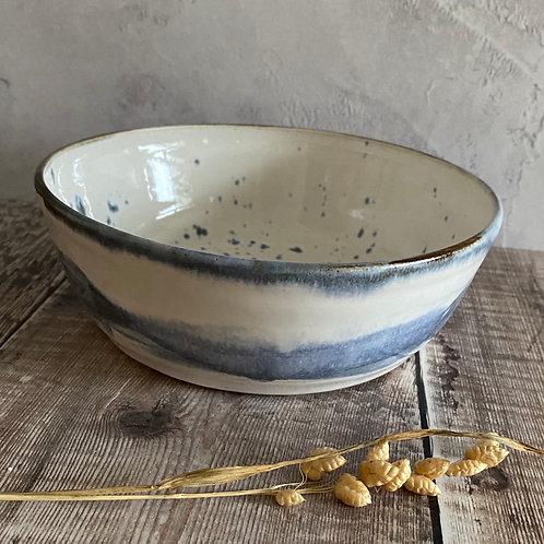 Pasta Bowl - Coastal design