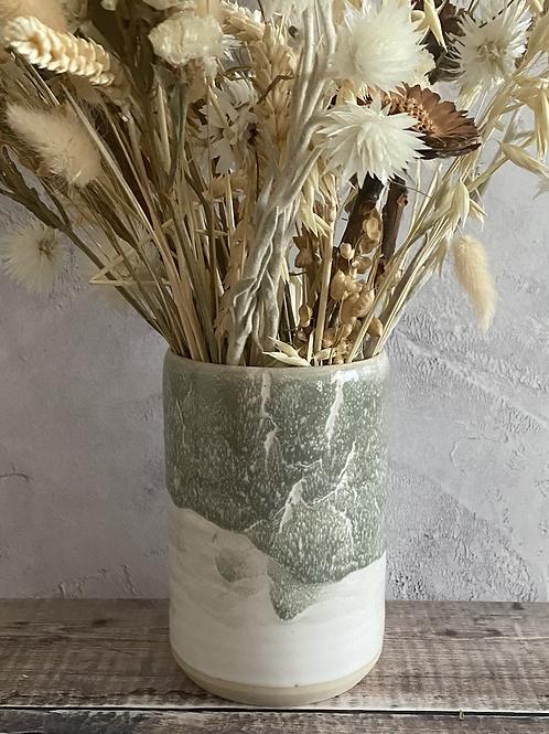 Vase - Sea-foam design