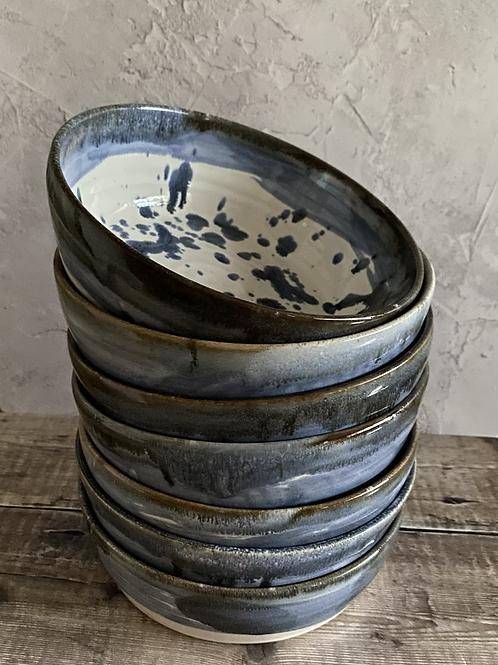 Pasta bowl - Coastal design (individual)