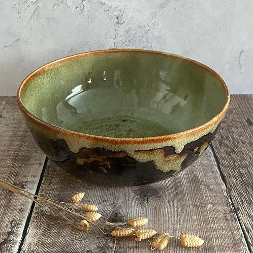 Pasta Bowl - Earthen design