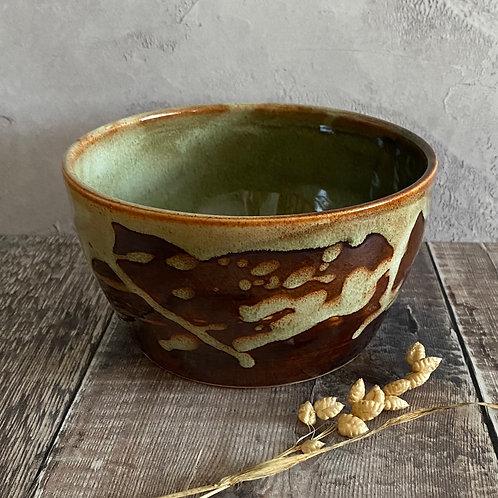 Breakfast Bowl - Earthen design