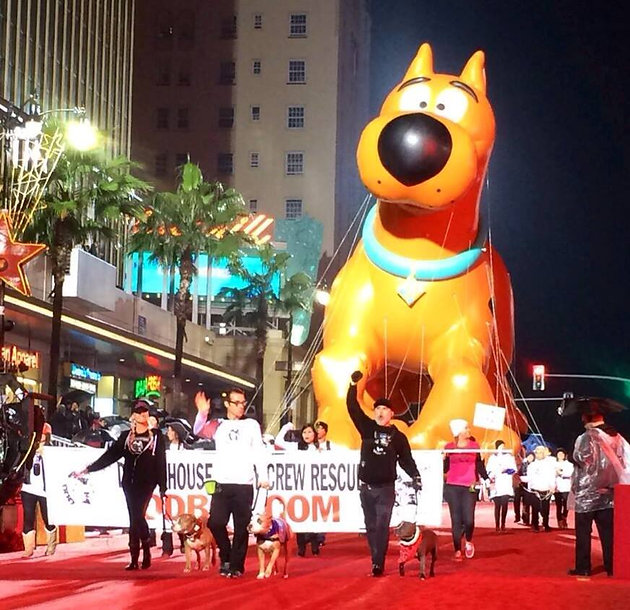 Hollywood Christmas Parade.The 2014 Hollywood Christmas Parade