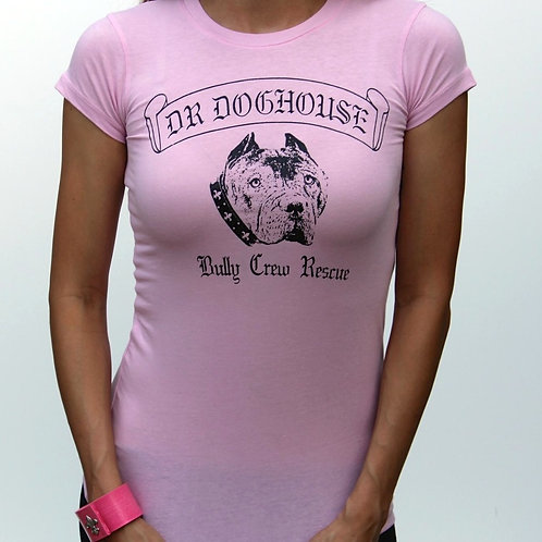 Female Pink Baby Doll Tshirt